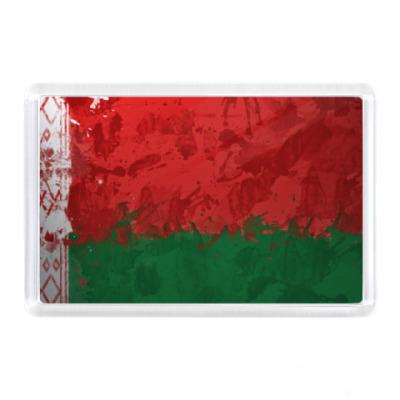 Магнит Флаг Белоруссии