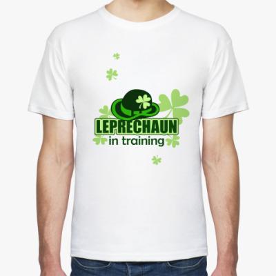 Футболка Leprechaun in training