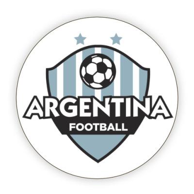 Костер (подставка под кружку) Футбол Аргентины