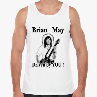 Майка  Brian May