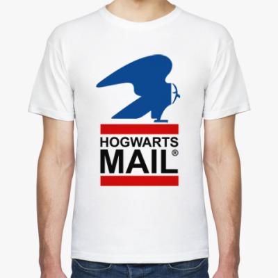 Футболка Harry Potter - Почта Hogwarts