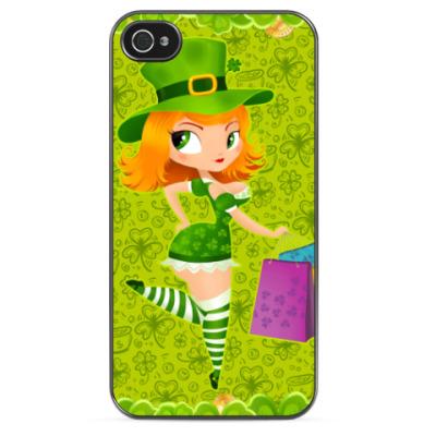 Чехол для iPhone Ирландский шоппинг
