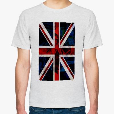 Футболка British flag