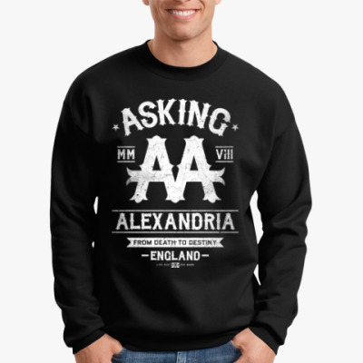 Свитшот Asking Alexandria