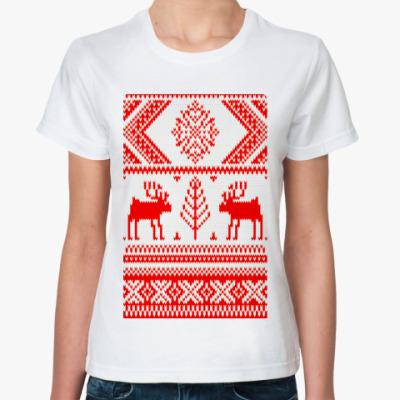 Классическая футболка Sweater