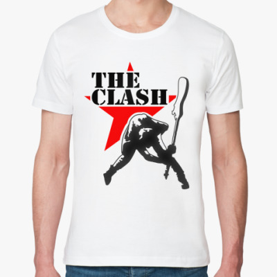 Футболка из органик-хлопка The Clash