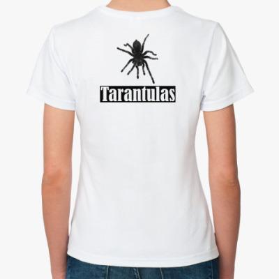 Классическая футболка Tarantulas