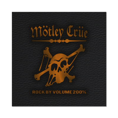 Наклейка (стикер) Mötley Crüe