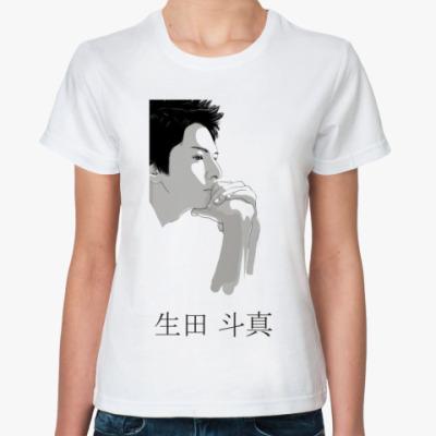 Классическая футболка Икута Тома