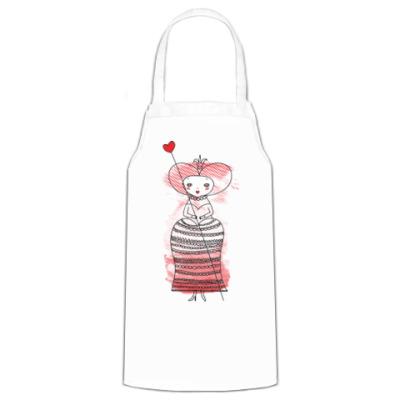 Фартук Queen of Hearts, Alice's Adventures in Wonderland