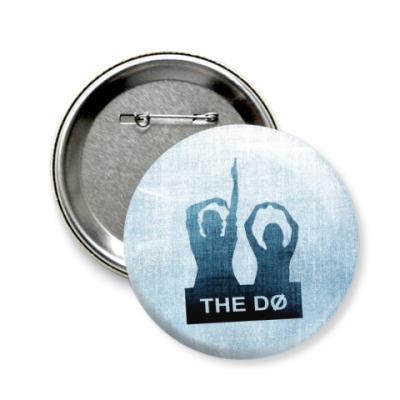 Значок 58мм The Dø
