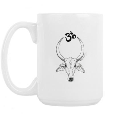Кружка Священная корова ОМ