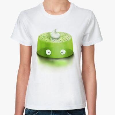 Классическая футболка Желе