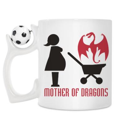 Кружка Мать драконов