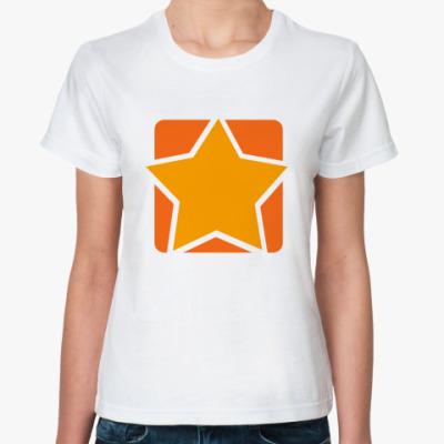 Классическая футболка OrangeStar