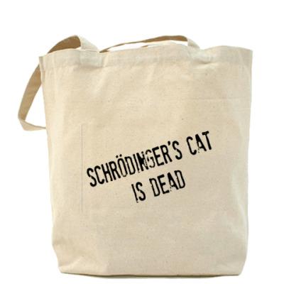 Сумка  Schrodinger's Cat