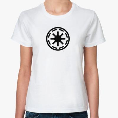 Классическая футболка republic