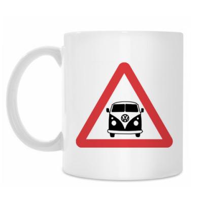 Кружка VW minivan