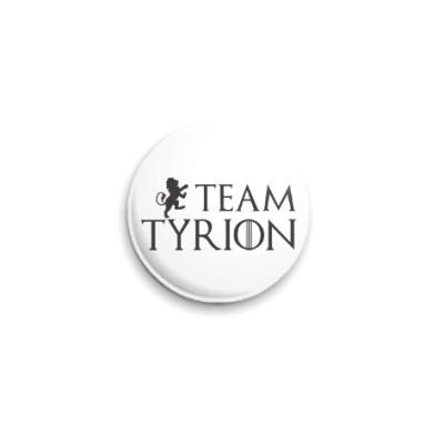 Значок 25мм Команда Тириона