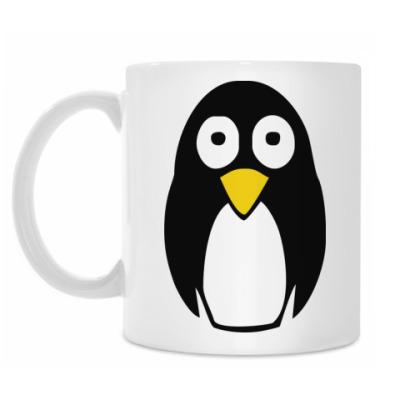 Кружка Милый пингвин