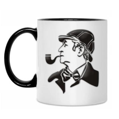 Кружка 'Мистер Шерлок Холмс'
