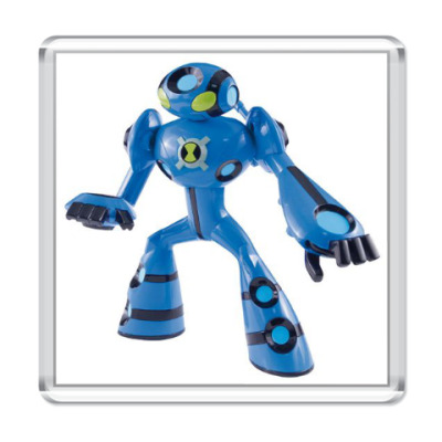 Магнит Робот