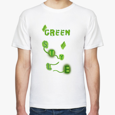 Футболка  GreenStyle