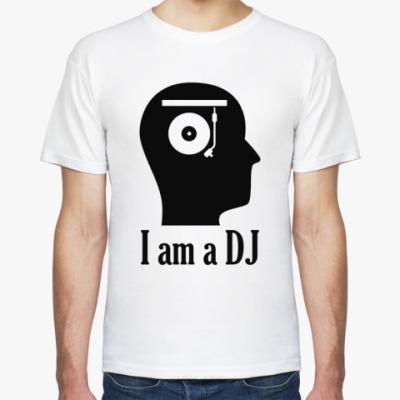 Футболка DJ