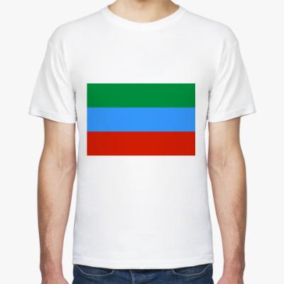 Футболка Флаг Дагестана