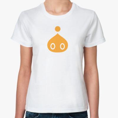 Классическая футболка  Chao