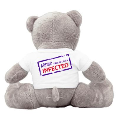 Инфицирован гриппом