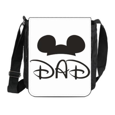Сумка на плечо (мини-планшет) Dad