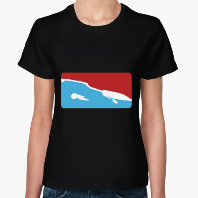 Женская футболка Quidditch  футболка