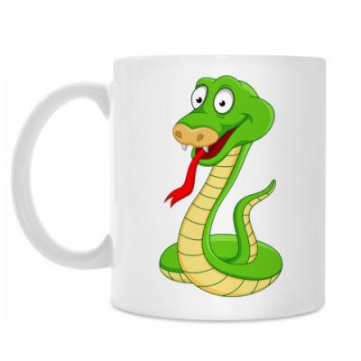 Кружка Змея
