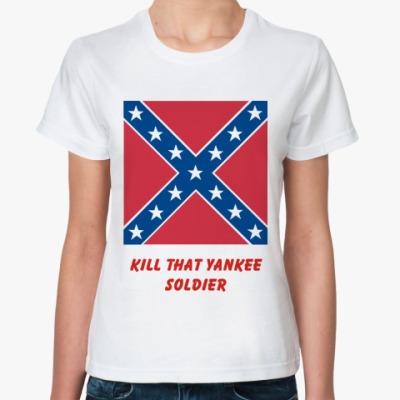 Классическая футболка The Confederacy