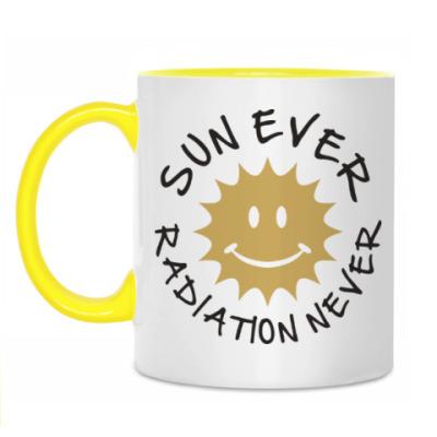Кружка Солнце всегда