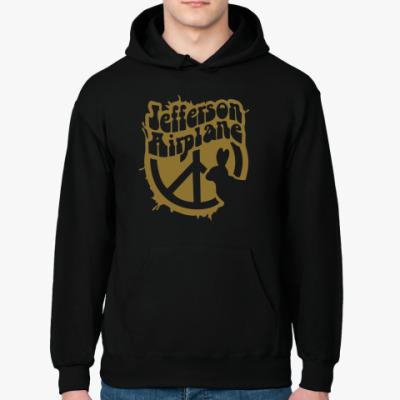 Толстовка худи Jefferson Airplane