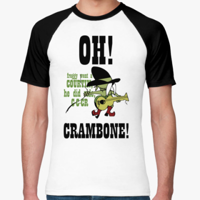 Футболка реглан Crambone!