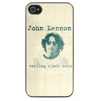 Чехол для iPhone John Lennon