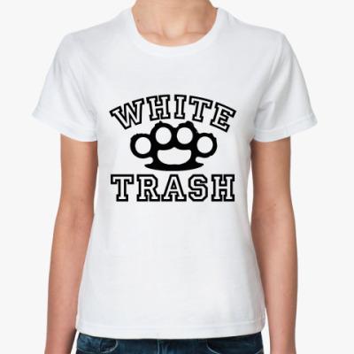 Классическая футболка   WT KNUCKLE