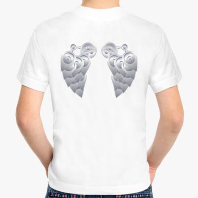 Детская футболка Metalowl
