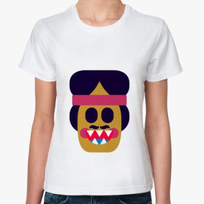 Классическая футболка Keenko