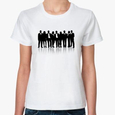 Классическая футболка 'Креатив'