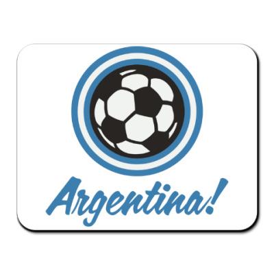 Коврик для мыши Аргентина