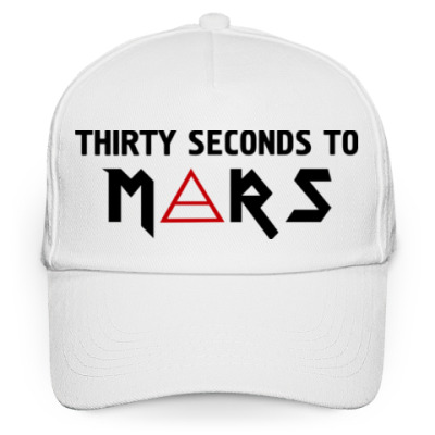 Кепка бейсболка Thirty seconds to mars