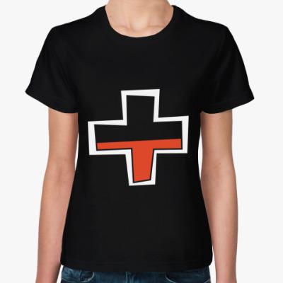 Женская футболка TF2 Health