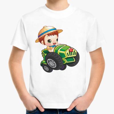 Детская футболка Водитель