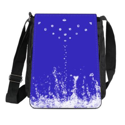 Сумка-планшет Бриллиантовая вода