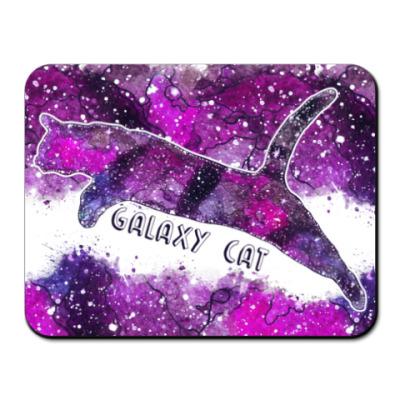 Коврик для мыши Галактический кот