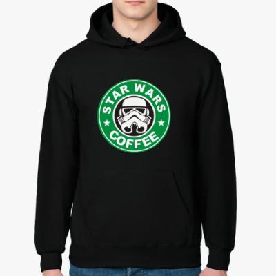 Толстовка худи Star Wars Coffee